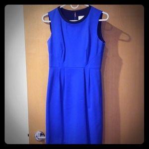 Kate Spade Arie Colorblock Sleeveless Dress